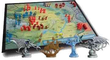 Difficolt 4 - La battaglia dei cinque eserciti gioco da tavolo ...