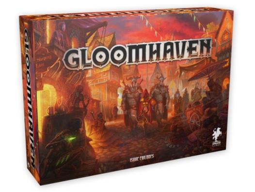 Gloomhaven Edizione Italiana