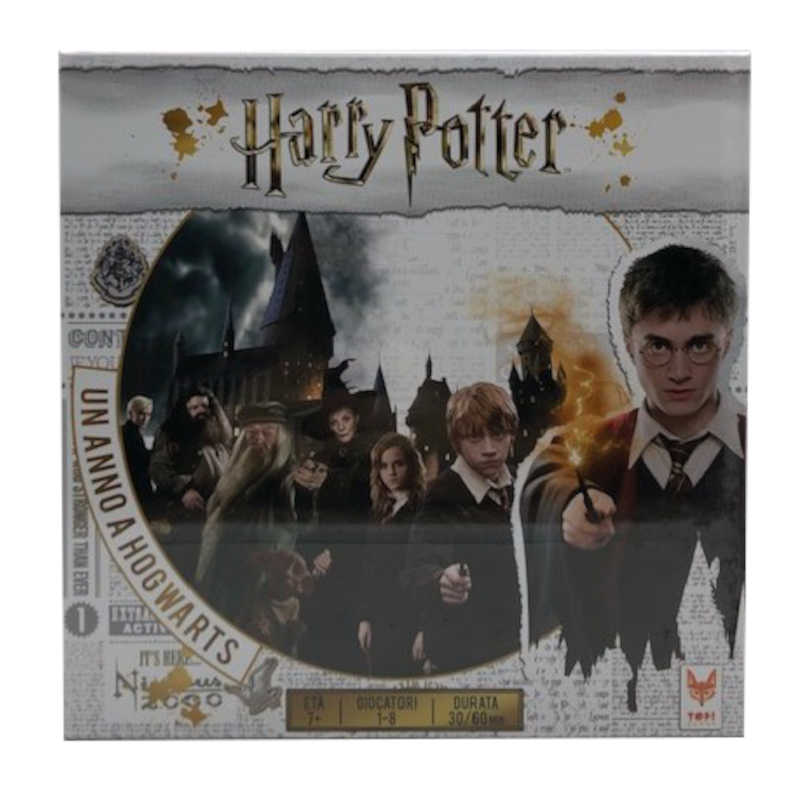 Harry Potter Un Anno a Hogwarts