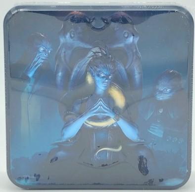 Conspiracy, Intrighi nel Mondo di Abyss Scatola Blu