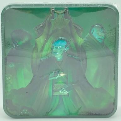 Conspiracy, Intrighi nel Mondo di Abyss Scatola Verde