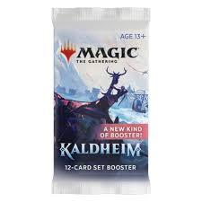 MTG  Set Booster Kaldheim