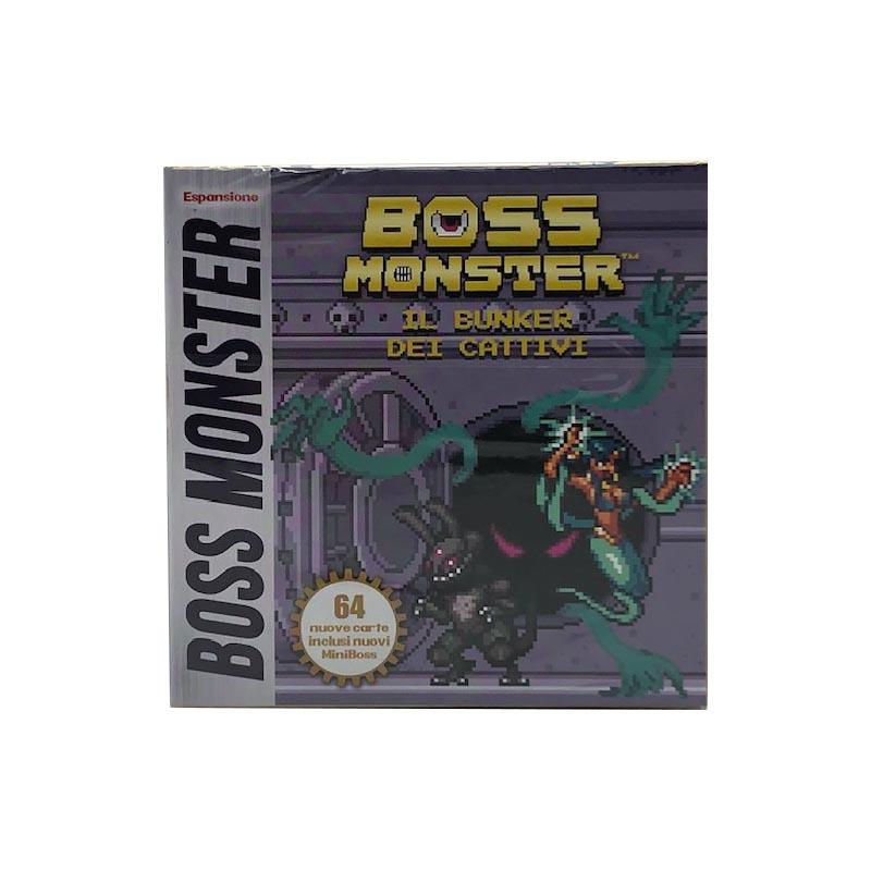Boss Monster Il Bunker dei Cattivi