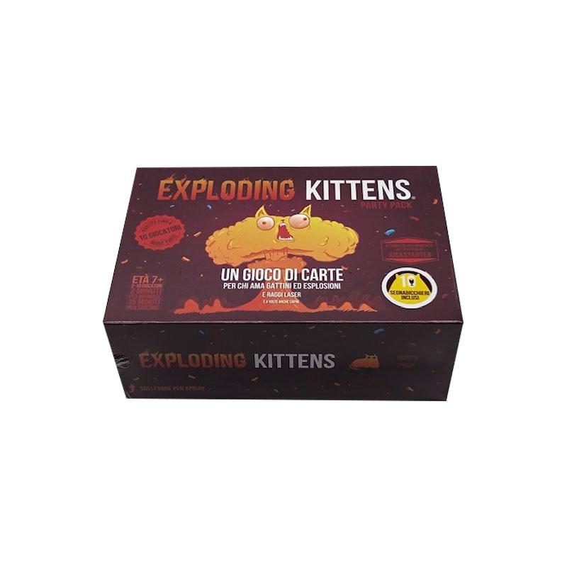 Exploding Kittens Party Pack