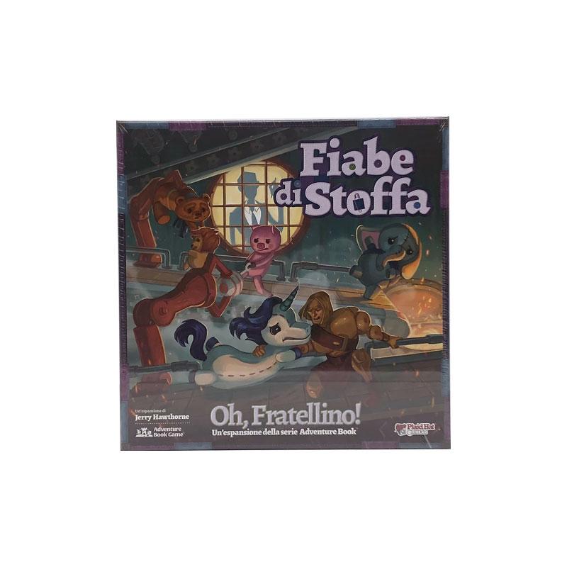 Fiabe di Stoffa Oh Fratellino!