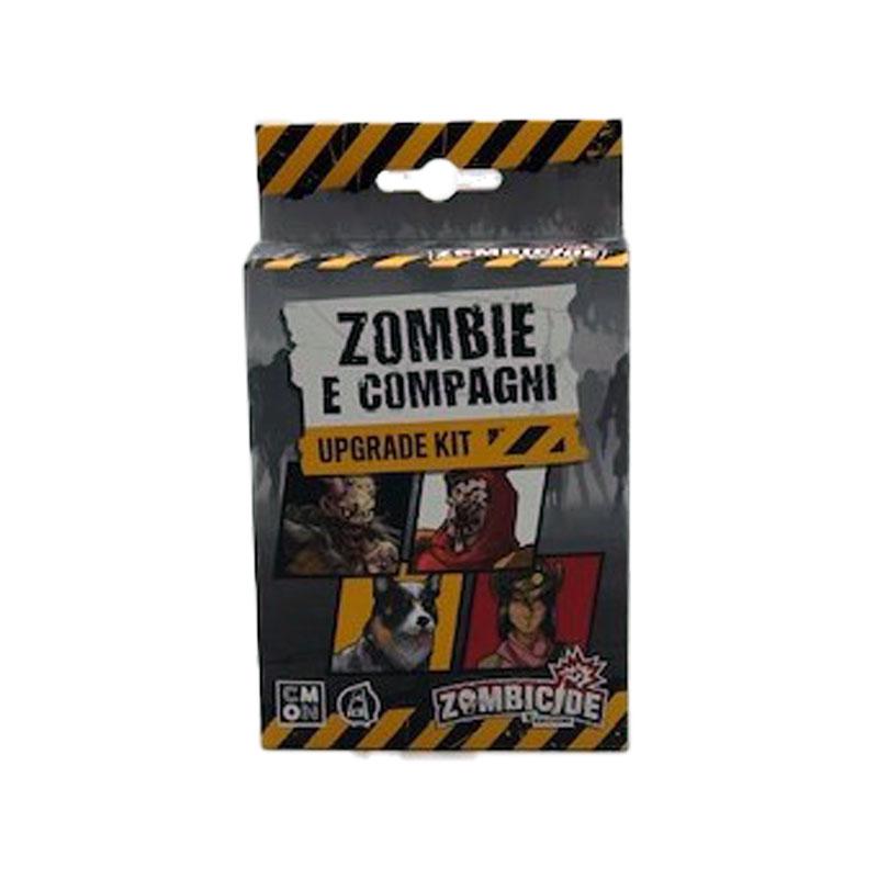 Zombicide 2a Ed. Zombies & Companion Kit