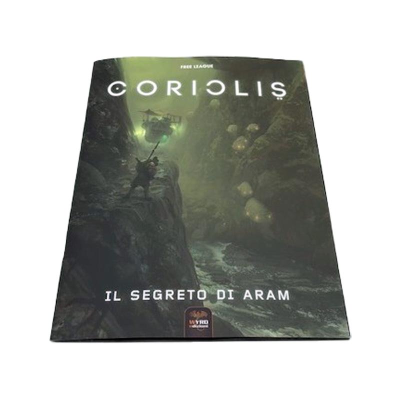 Coriolis Il Segreto di Aram