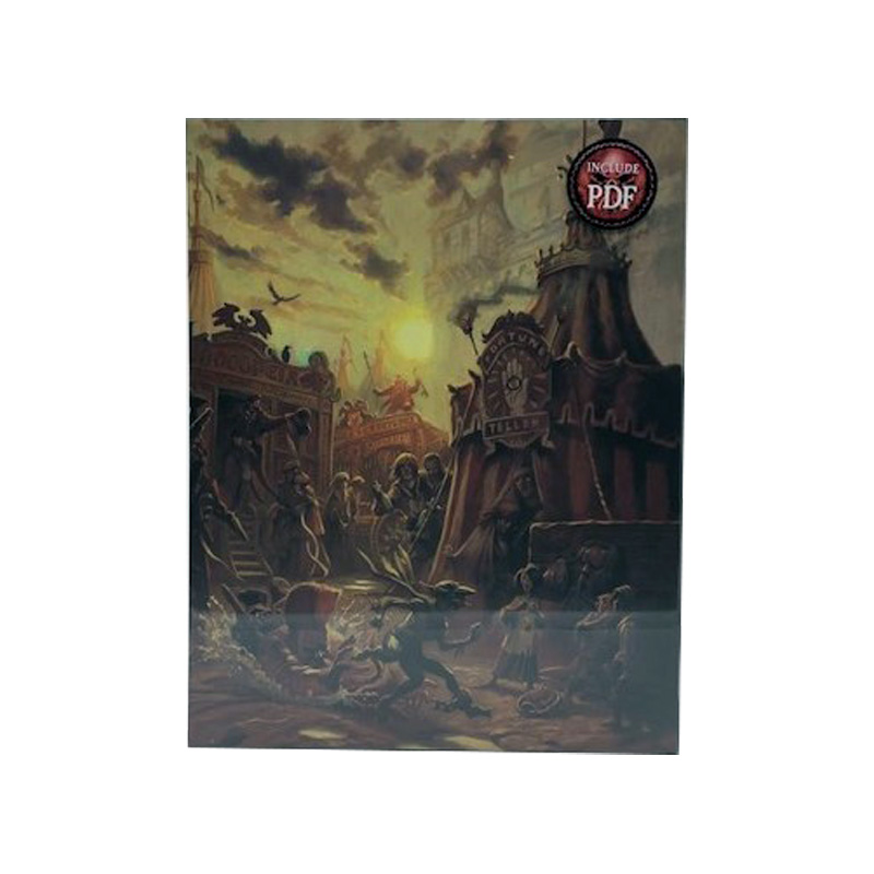 Warhammer Fantasy Roleplay  Il Nemico nell'Ombra Limited Edition