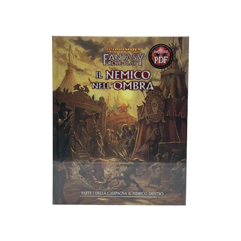 Warhammer Fantasy Roleplay Il Nemico nell'Ombra