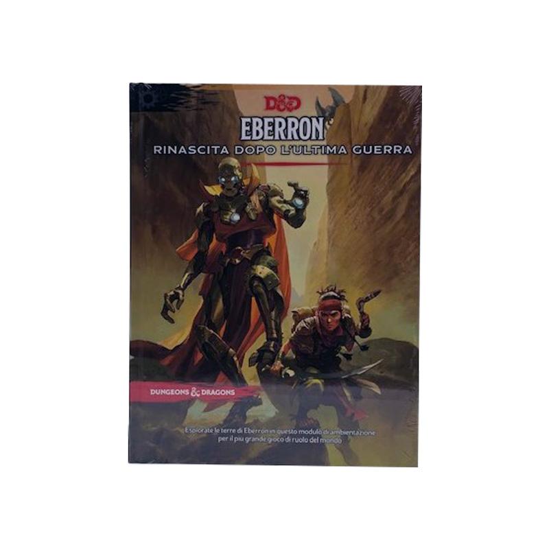 D&D 5 Eberron