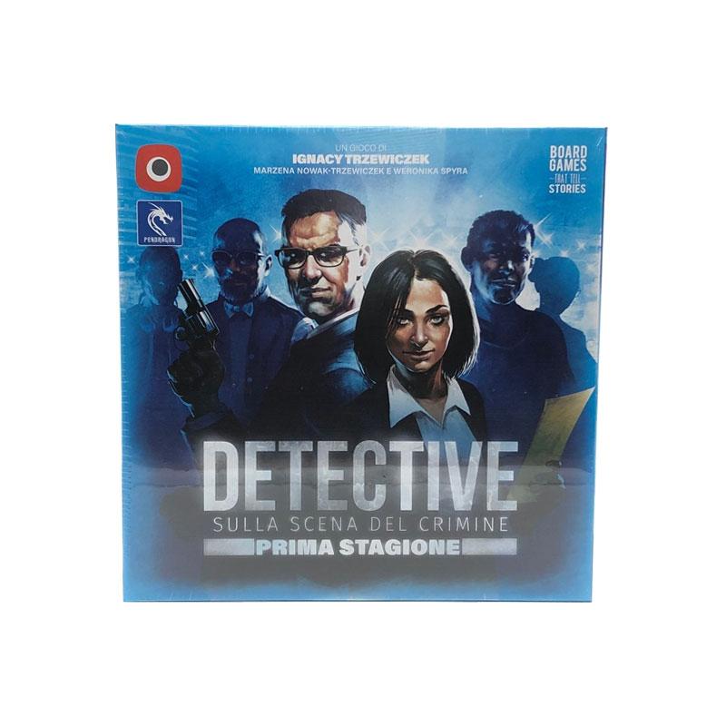 Detective Sulla Scena del Crimine: I° Stagione