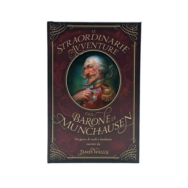 Le Straordinarie Avventure del Barone di Manchausen