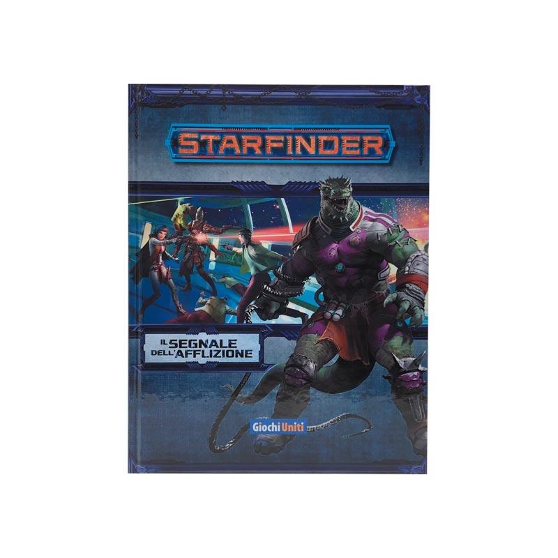 Starfinder Il Segnale dell'Afflizione