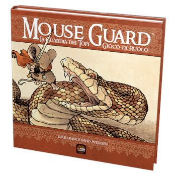 Mouse Guard La Guardia dei Topi