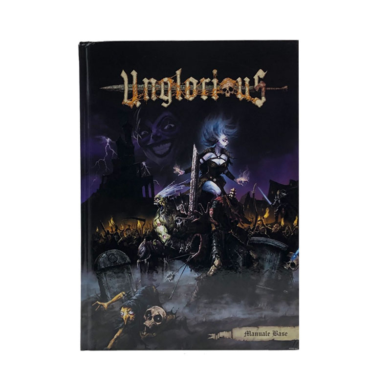 Unglorious Manuale Base