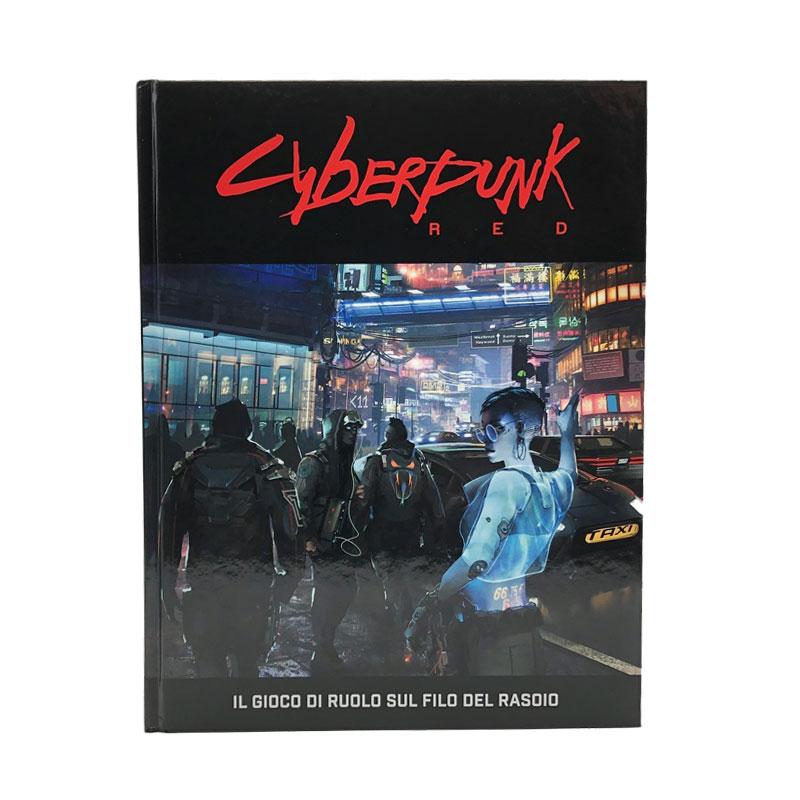 Cyberpunk Red Manuale Base