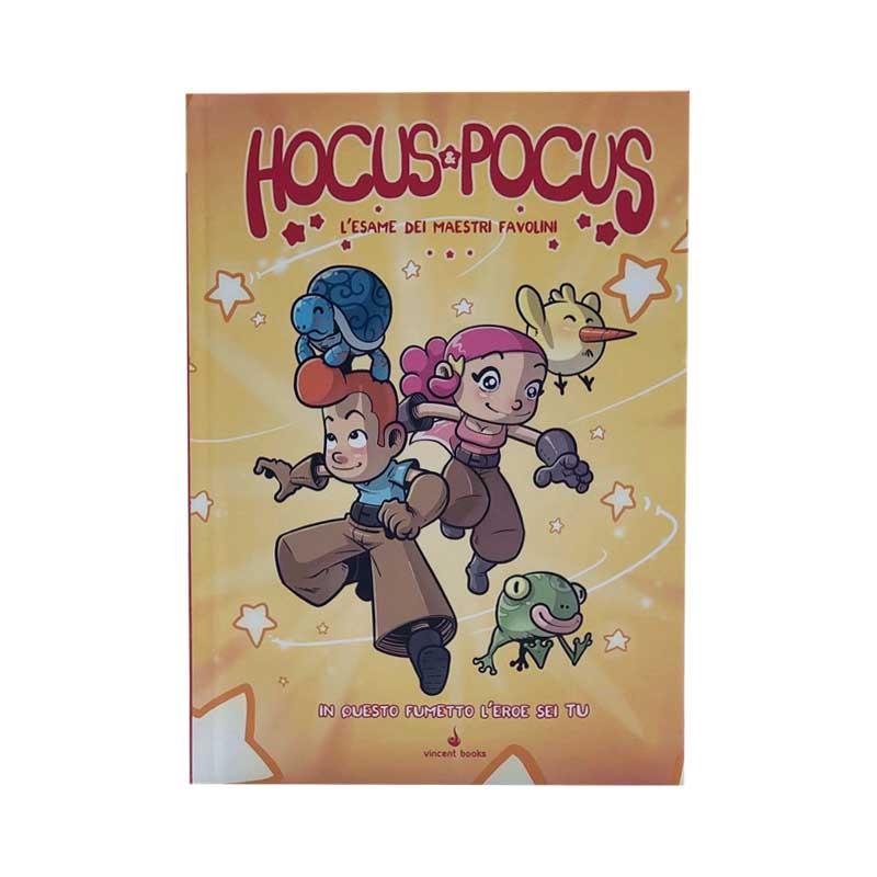 Hocus Pocus L'Esame dei Maestri Favolini