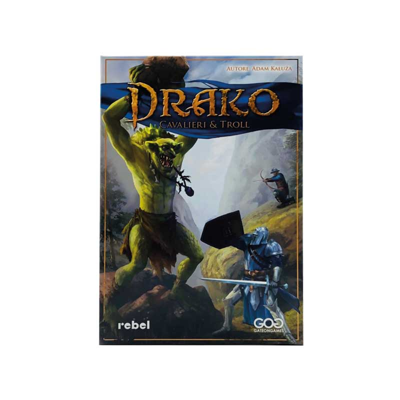 Drako Cavalieri & Troll