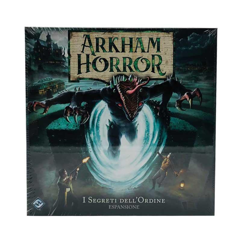 Arkham Horror Il Gioco da Tavolo 3Ed I Segreti dell'Ordine