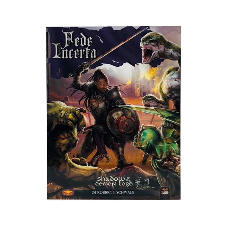 Shadow of the Demon Lord Fede Incerta
