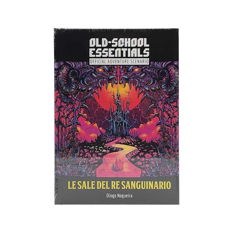 Old School Essentials: Le Sale del Re Sanguinario