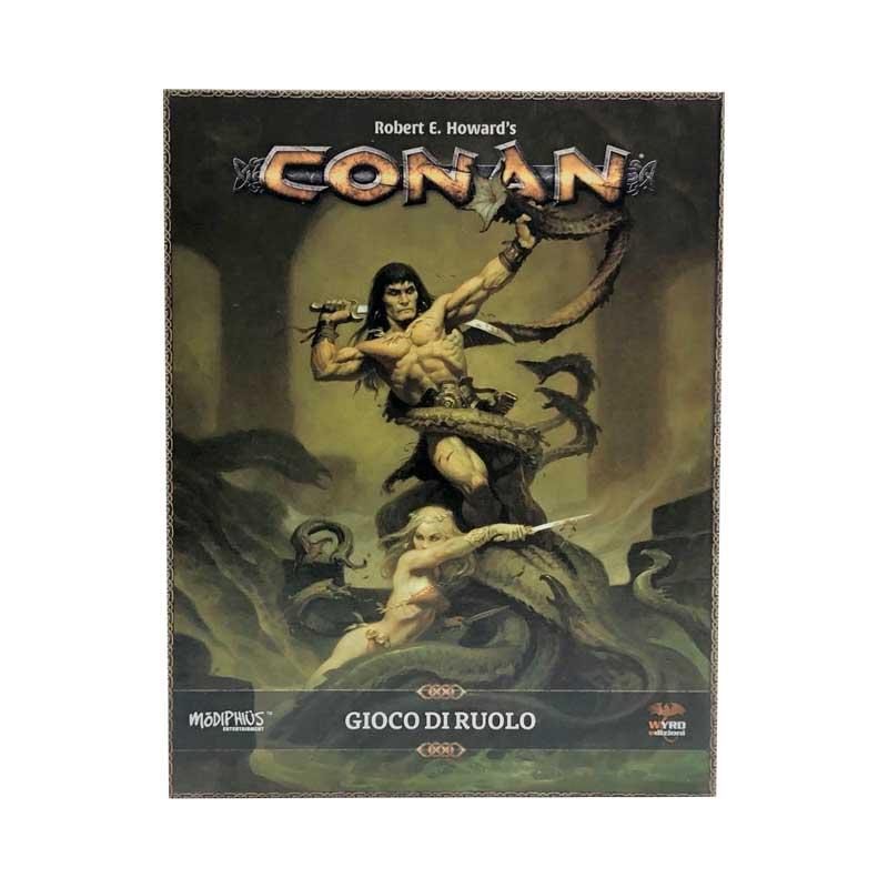 Conan il Gioco di Ruolo
