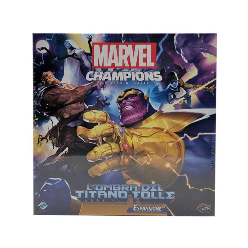 Marvel Champions LCG L'ombra del Titano Folle