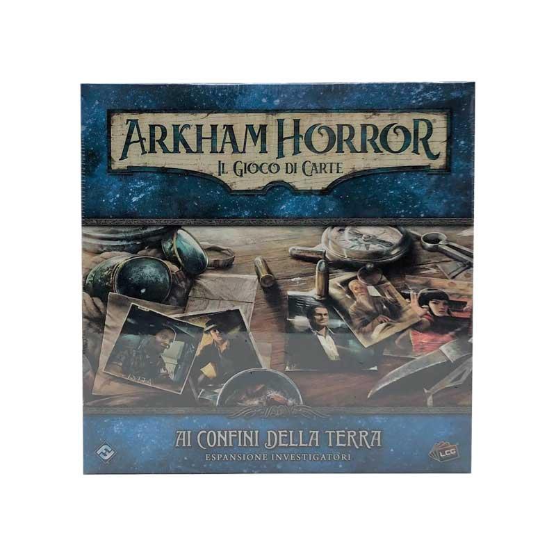 Arkham Horror LCG Ai Confini della Terra