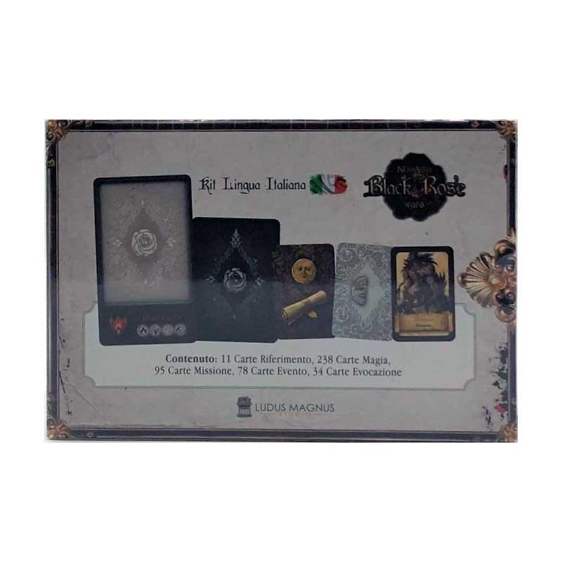 Black Rose Wars Kit lingua italiana