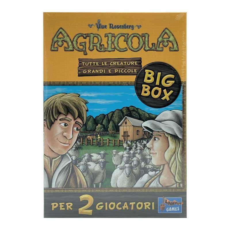 Agricola - Tutte le Creature Grandi e Piccole Big Box