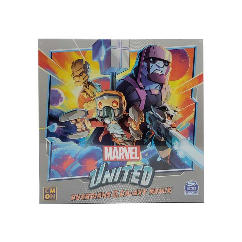 Marvel United Guardians of the Galaxy Remix