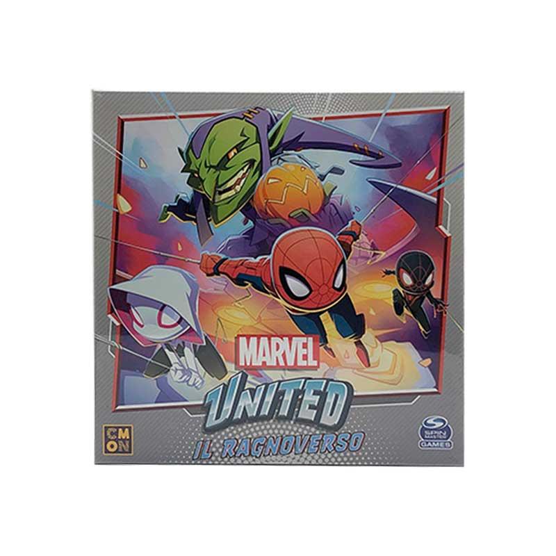Marvel United Il Ragnoverso