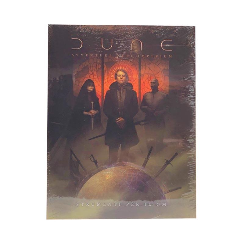 Dune: Avventure nell'Imperium Strumenti per il Game Master