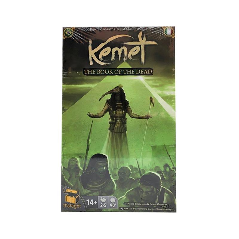 Kemet - Il Libro dei Morti