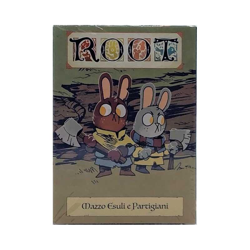Root Mazzo Esuli e Partigiani