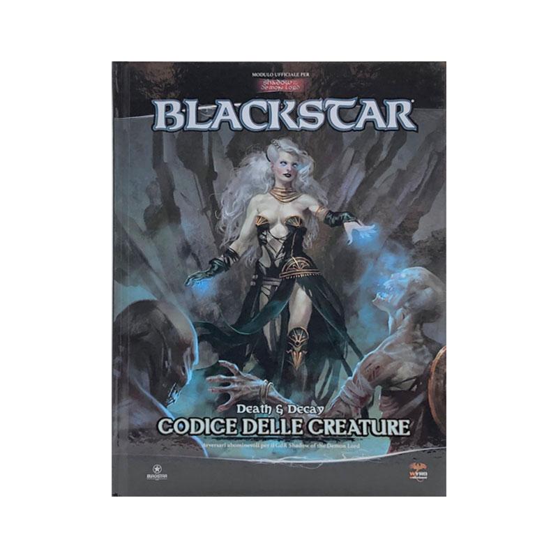 Shadow of the Demon Blackstar Bestiario Codice delle Creature