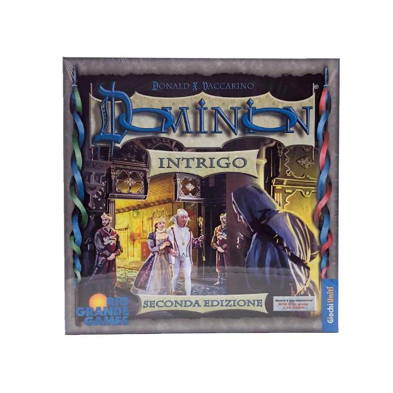 Dominion - Intrigo 2a Ed.