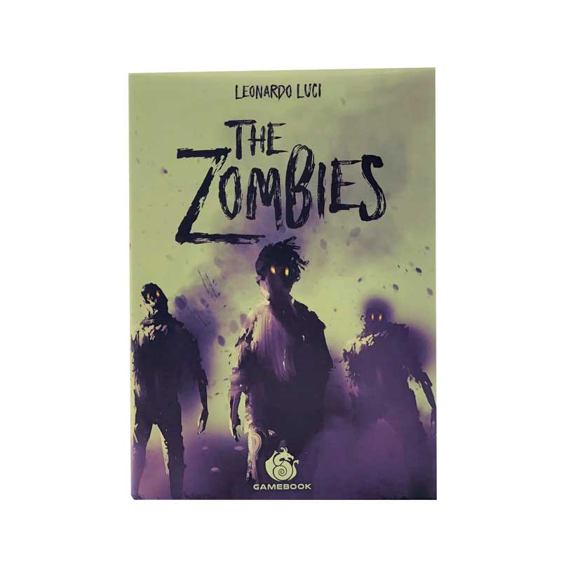 The Zombies Gamebook
