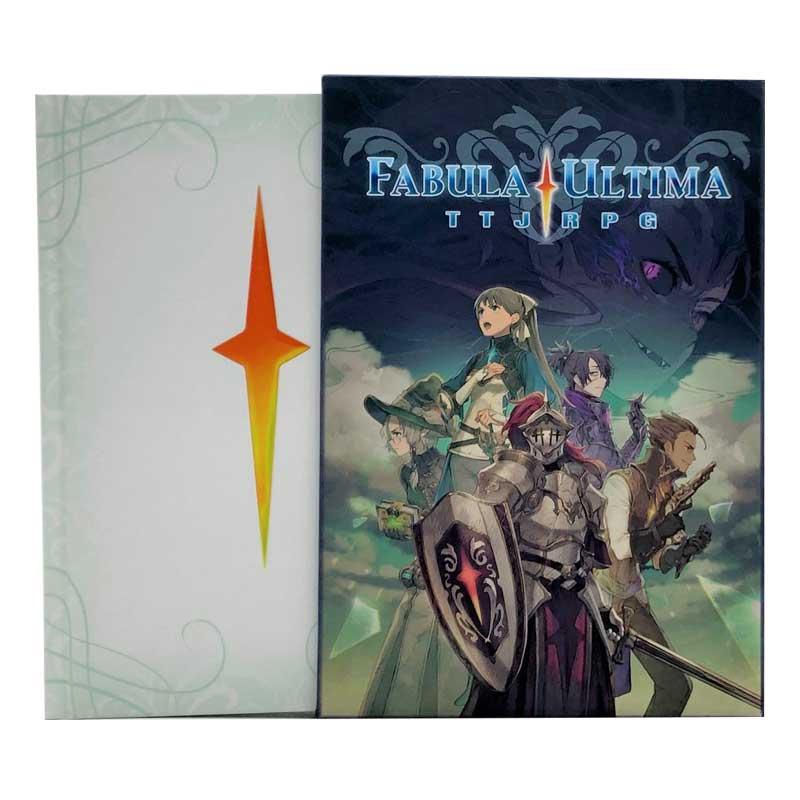 Fabula Ultima Deluxe