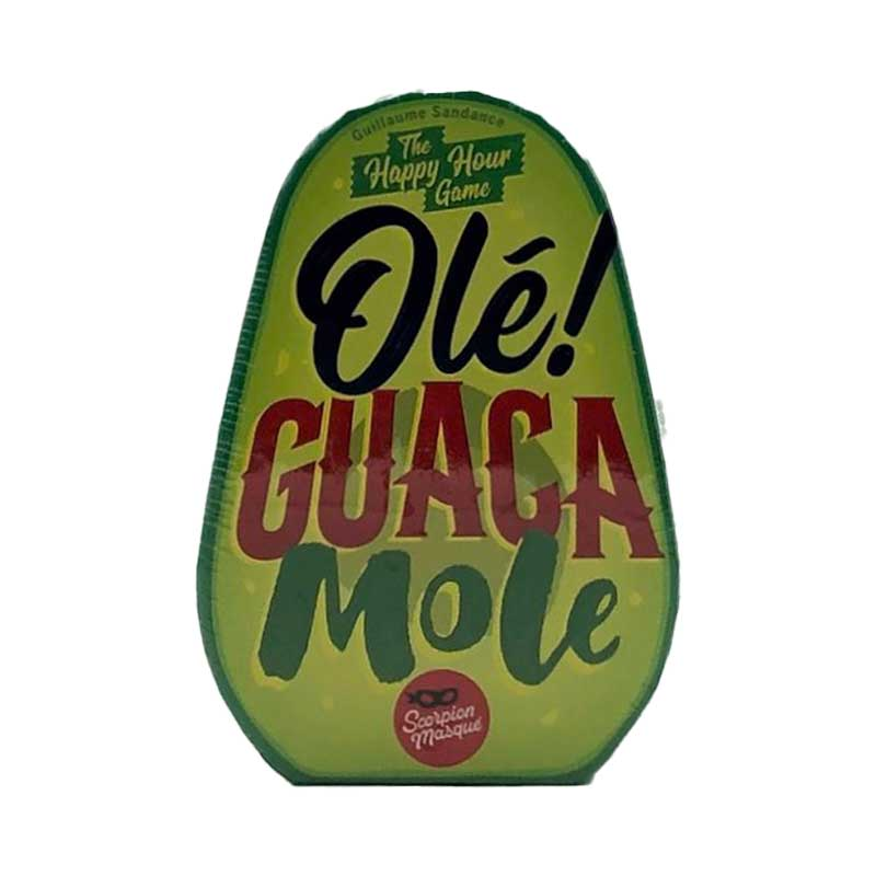 Olè! Guacamole