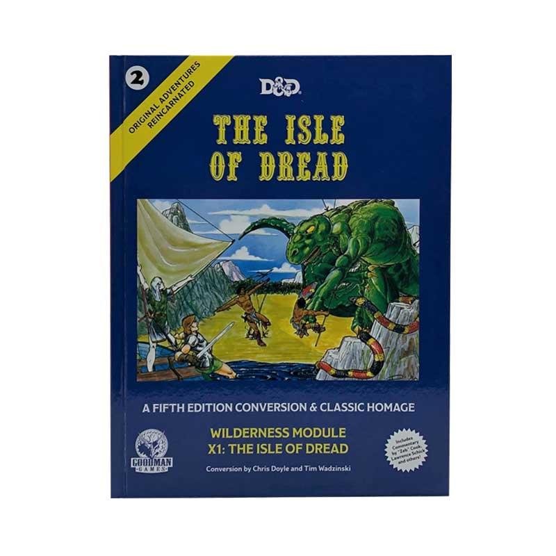 Original Adventures Reincarnated - 2 Isle of Dread