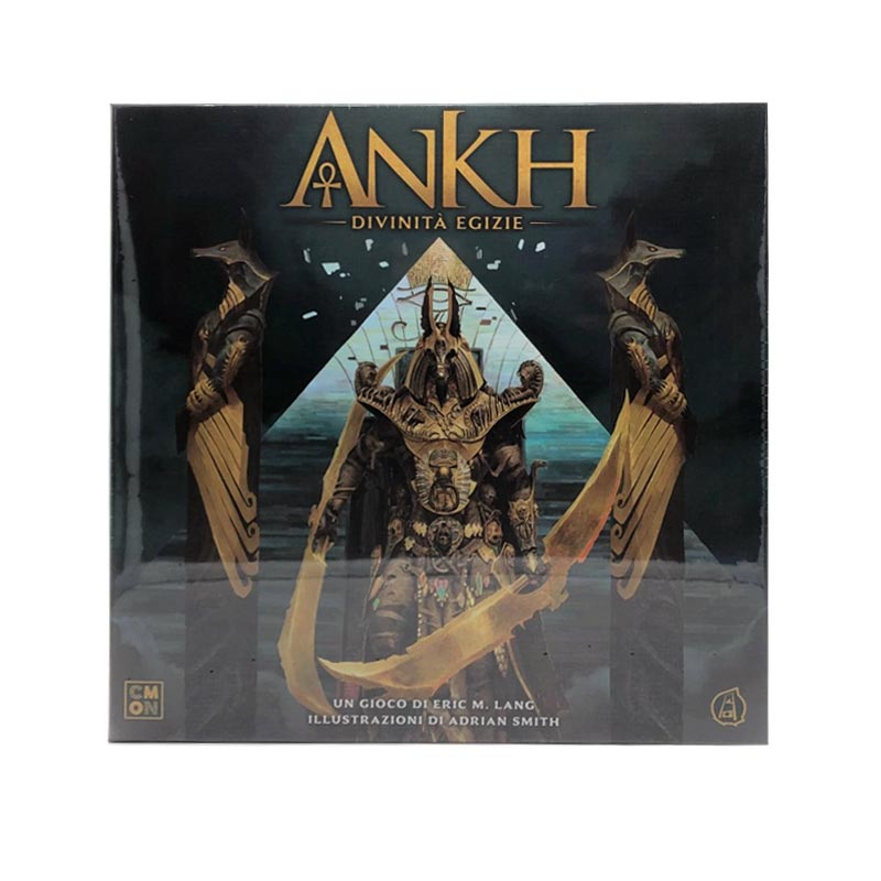 Ankh Divinità Egizie
