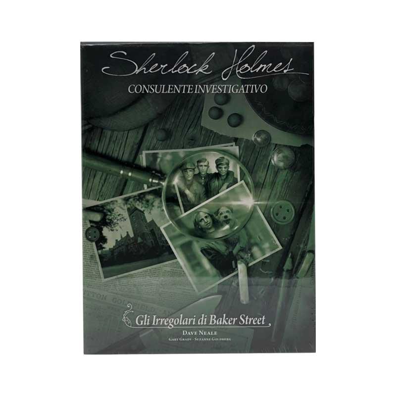 Sherlock Holmes Gli Irregolari di Baker Street