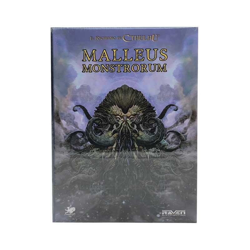 Il Richiamo di Cthulhu 7 Ed. Malleus Monstrorum Bestiario dei Miti di