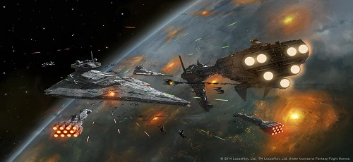 <h1>Star Wars Armada</h1><br>