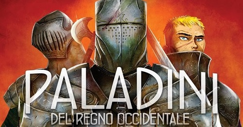 <h1>Paladini del Regno Occidentale</h1><br>